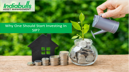 Why One Should Start Investing in a SIP