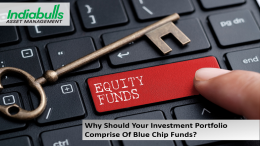 Why Should Your Investment Portfolio Comprise of Blue-Chip Funds?