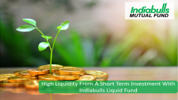 Liquid Funds: Better Returns and High Liquidity from a Short Term Investment