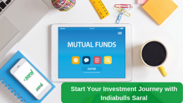 Start Your Investment Journey with Indiabulls Saral