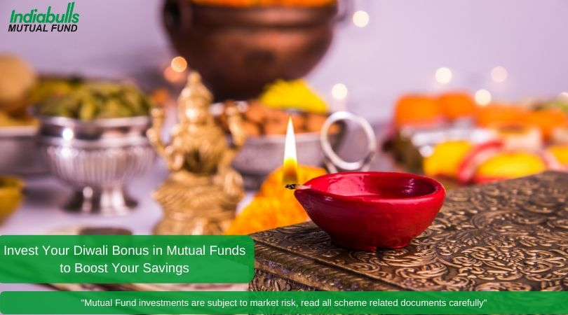 Invest Diwali Bonus in Mutual Funds